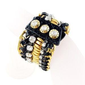 henri bendel Girlfriend Wrap Bracelet